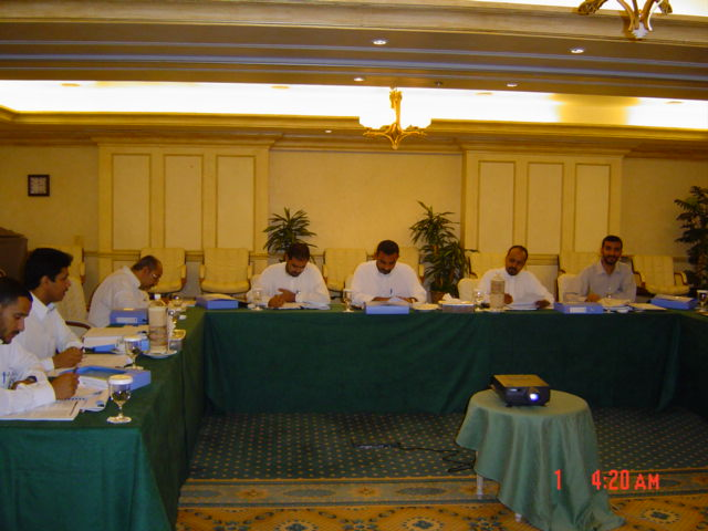 ARAMCO Training