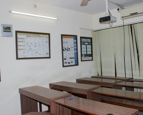 Classroom At INDTT
